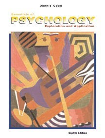 Essentials of Psychology: Exploration and Application (Paperbound: Dennis Coon