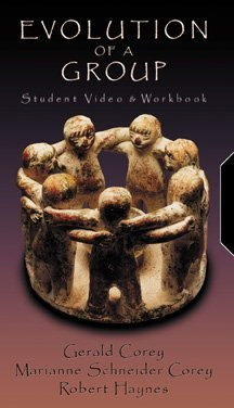 9780534363246: Evolution of a Group: Student Video and Workbook