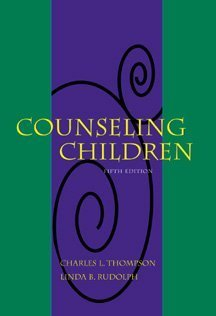 9780534363277: Counseling Children