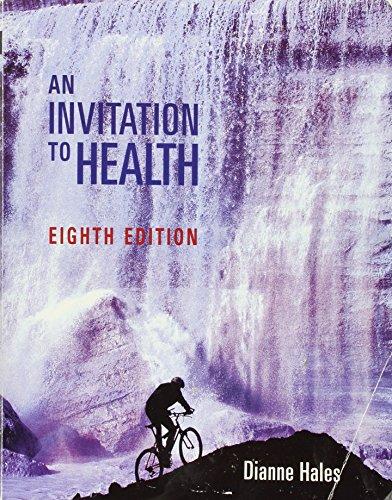 9780534364083: Invitation to Health 8th Edition,pb,99
