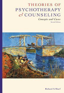 9780534364854: Theories of Psychotherapy and Counseling: Concepts and Cases