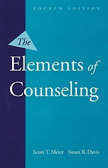 elements of counseling Elements of crisis counseling crisis counseling is intended to be quite brief, generally lasting for a period of no longer than a few weeks it is important to note that crisis counseling is not psychotherapy.