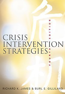 9780534366414: Crisis Intervention Strategies (with InfoTrac) (Counseling Series)