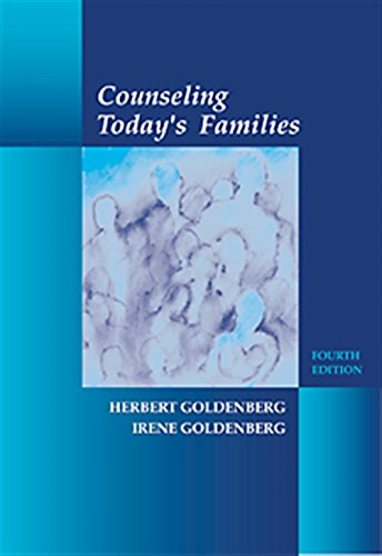9780534367114: Counseling Today's Families (Marital, Couple, & Family Counseling)