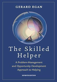 9780534367312: The Skilled Helper: A Problem-Management and Opportunity-Development Approach to Helping
