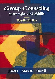 9780534367572: Group Counseling: Strategies and Skills