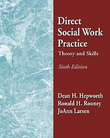 9780534368388: Direct Social Work Practice: Theory and Skills (with InfoTrac)