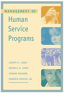 9780534368869: Management of Human Service Programs