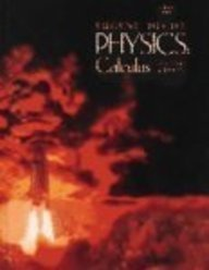 9780534370848: 002: Physics: Calculus, Volume II (with CD-ROM)
