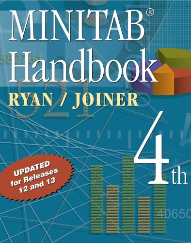 9780534370930: MINITAB Handbook