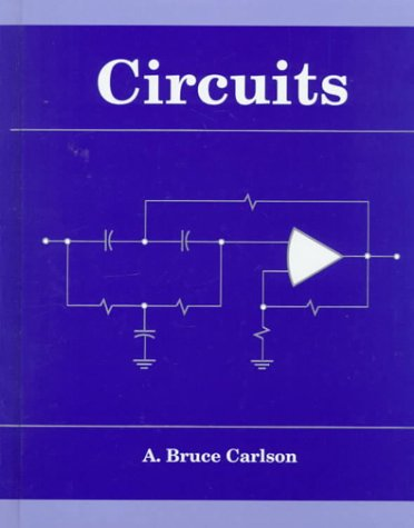 9780534370978: Circuits: Engineering Concepts and Analysis of Linear Electric Circuits