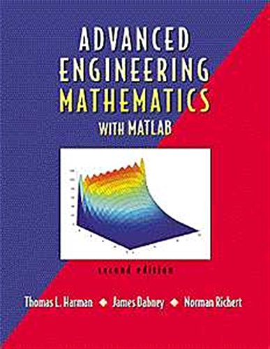 9780534371647: Advanced Engineering Mathematics with MATLAB (Bookware Companion (Hardcover))