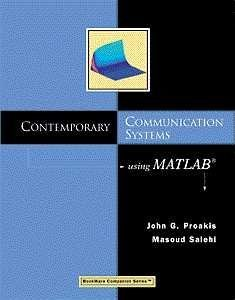 9780534371739: Contemporary Communication Systems Using Matlab