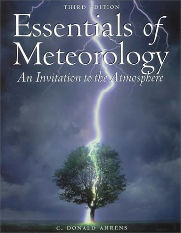 9780534372002: Essentials of Meteorology: An Invitation to the Atmosphere (with CD-ROM)