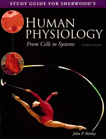 9780534372613: Human Physiology: From Cells to Systems (Study Guide)