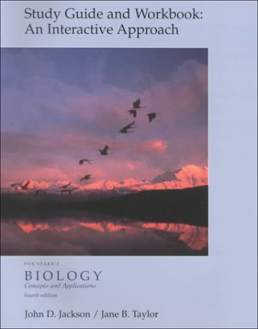 9780534372705: Biology: Concepts and Applications