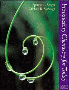 9780534373122: Introductory Chemistry for Today (Non-InfoTrac Version)