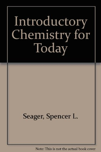 9780534373139: Introductory Chemistry for Today