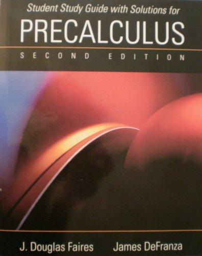 9780534373535: Precalculus