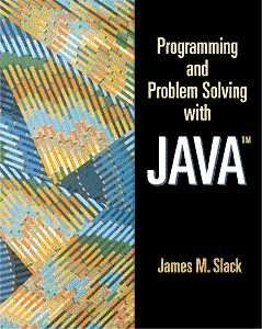 9780534374860: Programming and Problem Solving with Java