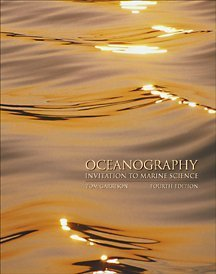 9780534375577: Oceanography: An Invitation to Marine Science (with InfoTrac College Edition and Earth Systems Today CD-ROM)
