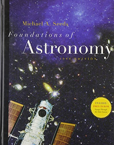 9780534375768: Foundations of Astronomy: 1999 Ed
