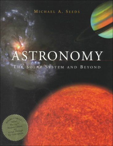 9780534375867: Astronomy: The Solar System and Beyond