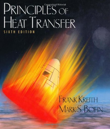 9780534375966: Principles of Heat Transfer