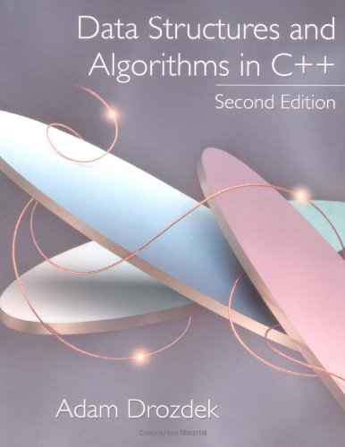 9780534375973: Data Structures and Algorithms in C++, Second Edition