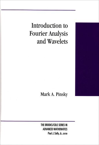 9780534376604: Introduction to Fourier Analysis and Wavelets (Brooks/Cole Series in Advanced Mathematics)