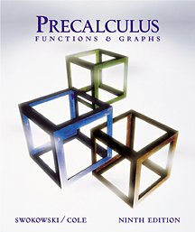9780534377571: Precalculus: Functions and Graphs