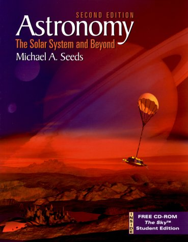 9780534377656: Astronomy: The Solar System and Beyond (with The Sky CD, Non-InfoTrac Version)