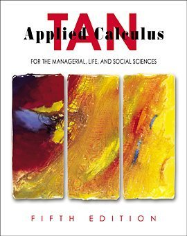 9780534378431: Applied Calculus for the Managerial, Life, and Social Sciences (Available Titles CengageNOW)