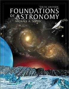 Foundations of Astronomy (with InfoTrac and TheSky: Michael A. Seeds