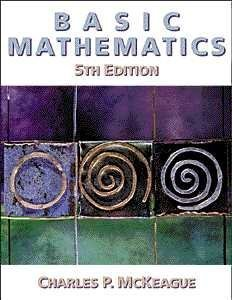 9780534378929: Basic Mathematics (Available Titles CengageNOW)