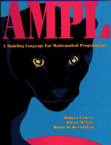 9780534378950: AMPL: A Modeling Language for Math Programming Package