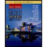 CalcLabs with Maple for Stewart's Single Variable Calculus: Concepts and Contexts, 2nd (0534379222) by Morgan, Jeff