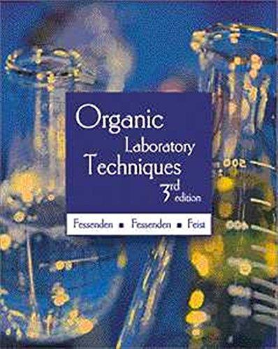 9780534379810: Organic Laboratory Techniques