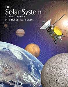 The Solar System (with The Sky CD, Non-InfoTrac Version) (0534380514) by Seeds, Michael A.