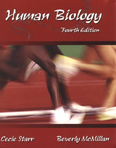 9780534381448: Human Biology (with CD, Non-InfoTrac Version)