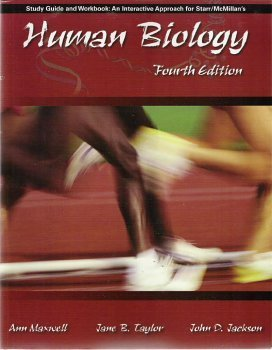 Study Guide for Starr and McMillan's Human Biology (0534381472) by Starr, Cecie; McMillan, Beverly