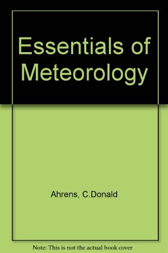 9780534381646: Essentials of Meteorology: An Invitation to the Atmosphere