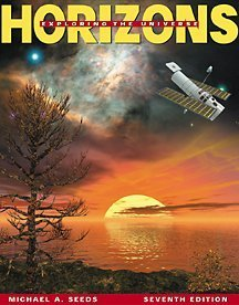 9780534381851: Horizons: Exploring the Universe (with InfoTrac and TheSky CD-ROM)