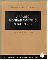 9780534381943: Applied Nonparametric Statistics