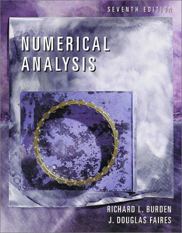 9780534382162: Numerical Analysis