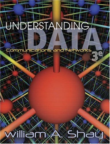 9780534383176: Understanding Data Communications and Networks
