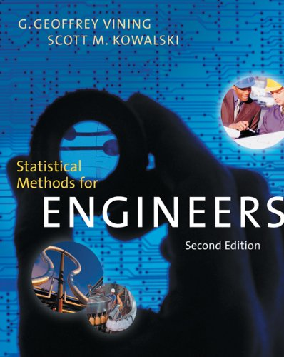 9780534384739: Statistical Methods For Engineers