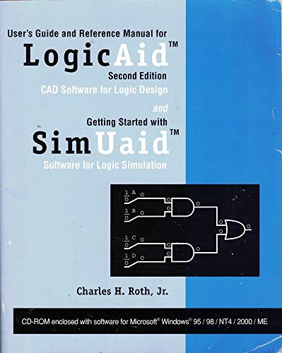 9780534384746: LogicAidÖ Reference Manual/User's Guide (with Windows Software)