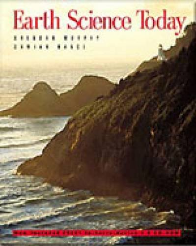 9780534384753: Earth Science Today, Media Edition (with Earth Systems Today CD-ROM and InfoTrac)