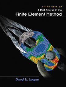 9780534385170: A First Course in the Finite Element Method